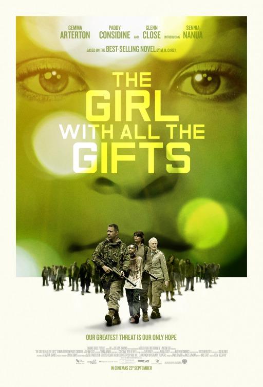 创世魔劫/带来末日的女孩 The Girl with All the Gifts