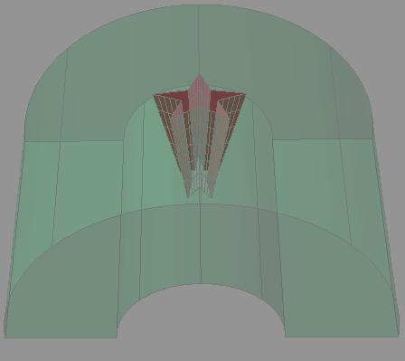 [問題]星星圓形陣列環繞在圓柱有些問題 WETl6a