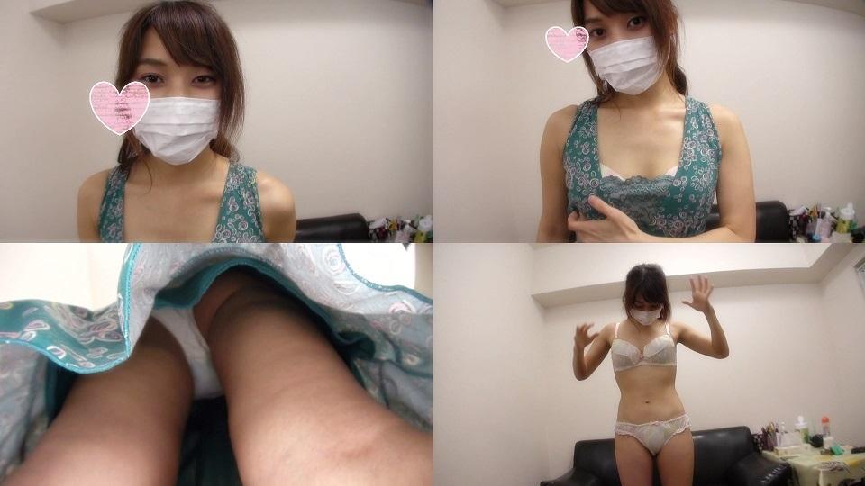 FC2PPV-600755 初撮り!!二十歳の美裸身娘に生中出しハメ撮りしちゃいました【個人撮影】