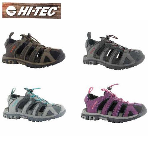 英國HI-TEC 水陸二棲護趾涼鞋