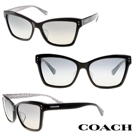 COACH 太陽眼鏡 時尚貓眼