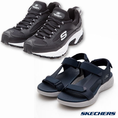 SKECHERS 男鞋正價85折