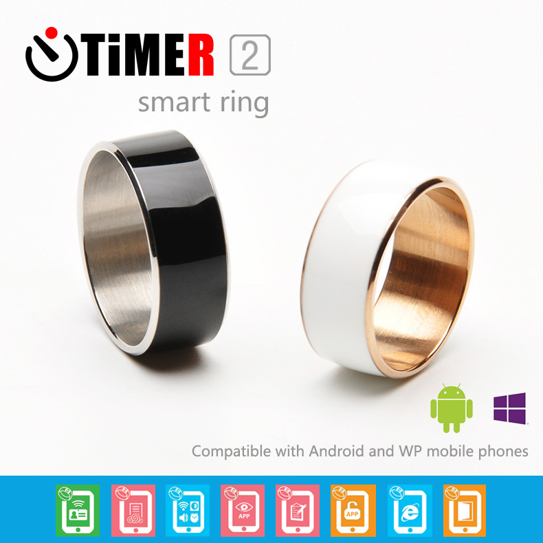 NFC Smart Ring For Android Phone With NFC