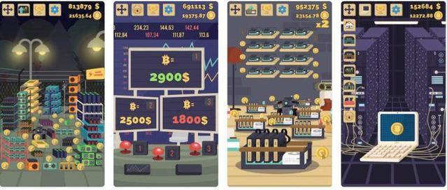 加密货币游戏已入侵最受欢迎的应用商店,游戏和加密货币的结合
