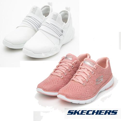 SKECHERS(女) 運動系列慢跑鞋