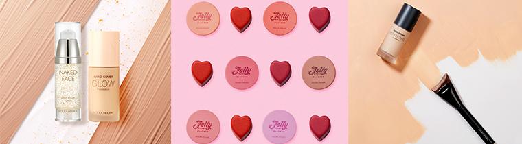 HOLIKA HOLIKA HOLIKA HOLIKA,韓國美妝,化妝品,氣墊粉餅,韓國,眼影,保養品,化妝水,唇膏,口紅