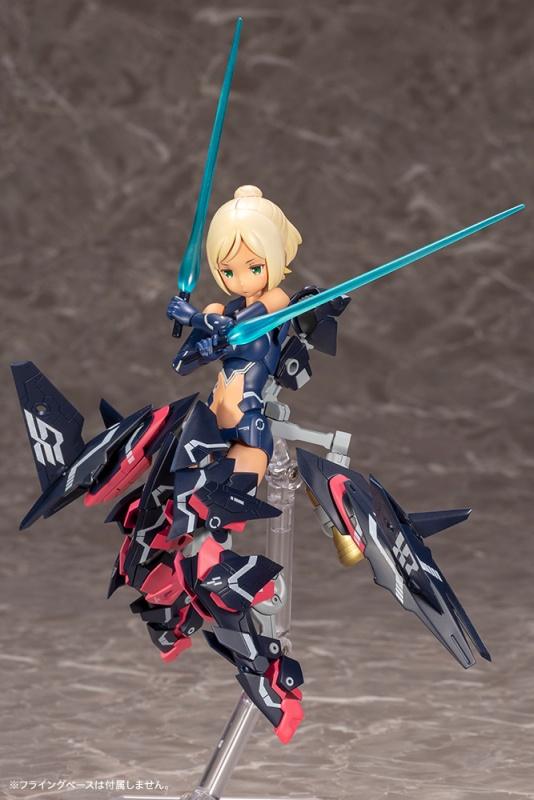 Kotobukiya / Megami Device / 女神裝置 / SOL Strike Raptor 夜梟 / 組裝模型