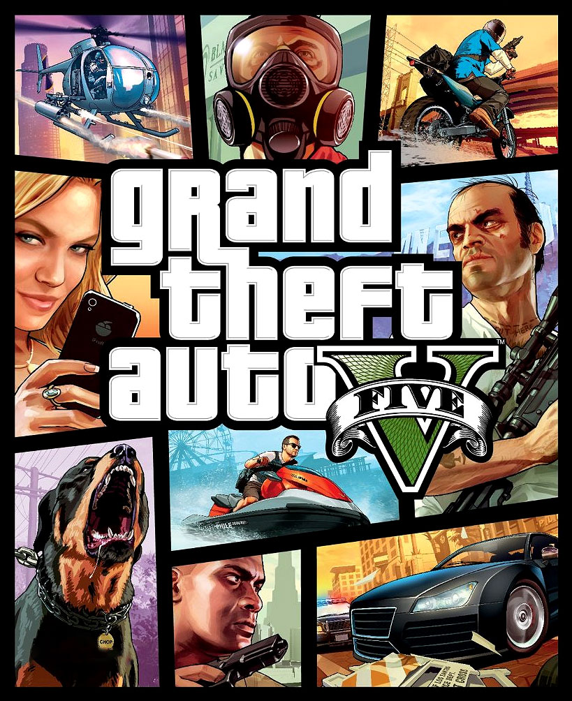 侠盗猎车5(Grand Theft Auto V)中英文免安装PC正式版特别版注册机[TW/EN][60G]下载