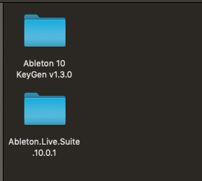 Ableton Live 10 Suite for Mac 破解资源 亲测可用