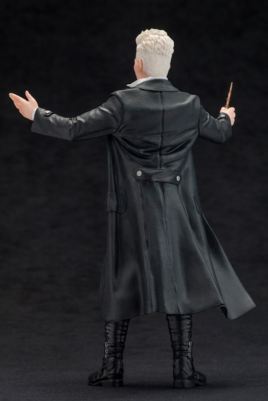 Kotobukiya / 1/10 / ARTFX+ / 哈利波特 / 怪獸與牠們的產地 / 怪獸與葛林戴華德的罪行 / 蓋勒·葛林戴華德