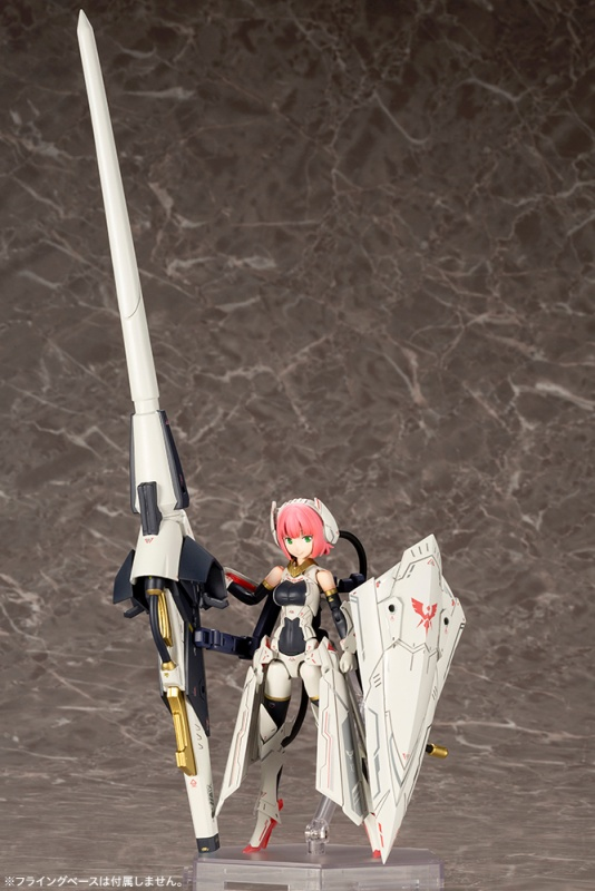 Kotobukiya / Megami Device / 女神裝置 / 銃彈騎士 槍兵Lancer 組裝模型