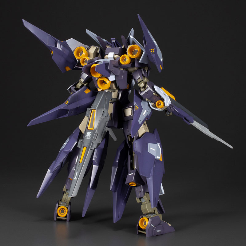 Kotobukiya / 1/100 / Frame Arms 骨裝機兵 / YSX-24RD/GA / 傑菲卡爾 Zelfikar / 組裝模型