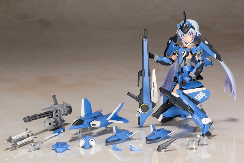 Kotobukiya / Frame Arms Girl  / 骨裝機娘 / Stylet 史蒂蕾特 / XF-3 / 組裝模型