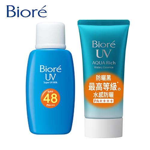 蜜妮Biore SPF48高防曬乳液 6入