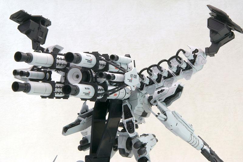 [再販] Kotobukiya / 壽屋 / 1/72 / 機戰傭兵 / 白格林特&VOB組模型 / OP色
