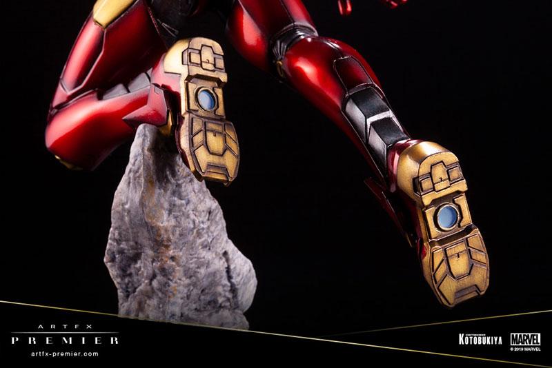 Kotobukiya / 壽屋 / 1/10 / ARTFX Premier / Marvel / 漫威宇宙 / 鋼鐵人