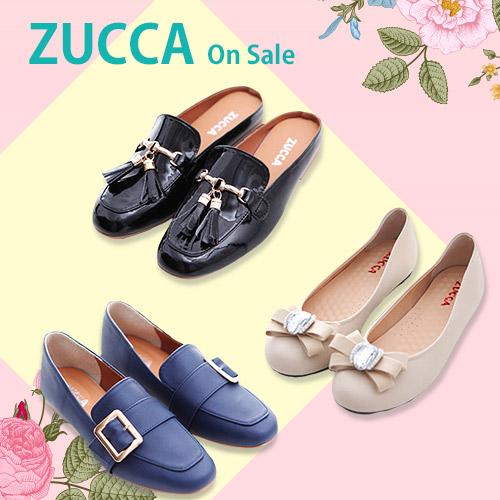 ZUCCA 春夏鞋特惠