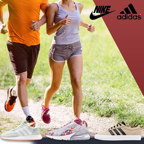 NIKE/ADIDAS 運動服鞋促銷降
