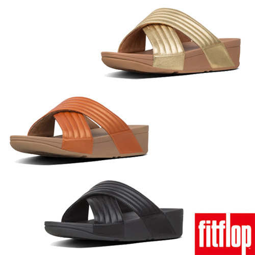 FitFlop CROSS SLIDES涼拖