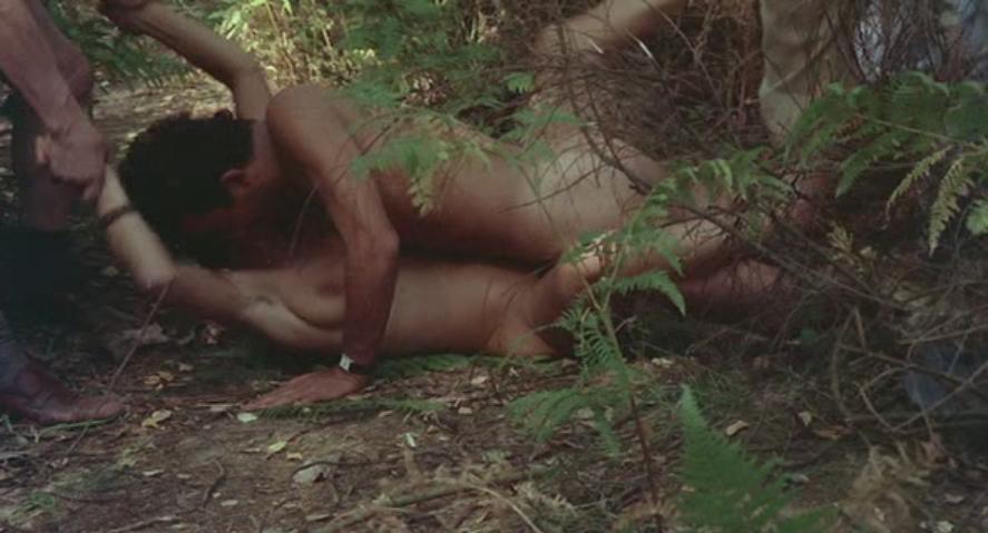 Jungle Forced Sex Art