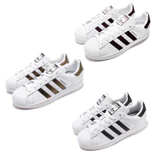 adidas Superstar  經典復古女鞋