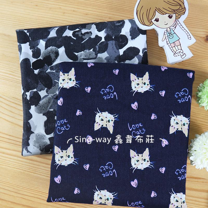水墨畫 CA590247 愛的小貓們 CA590248 石頭 愛心 LoveCat 手工藝DIY布料