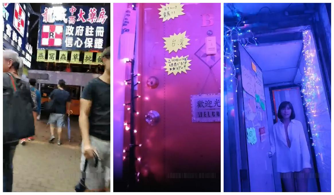 小马哥香港自由行红灯区扫楼直播体验一下楼凤的快餐服务对白清晰讲解 01:49:02