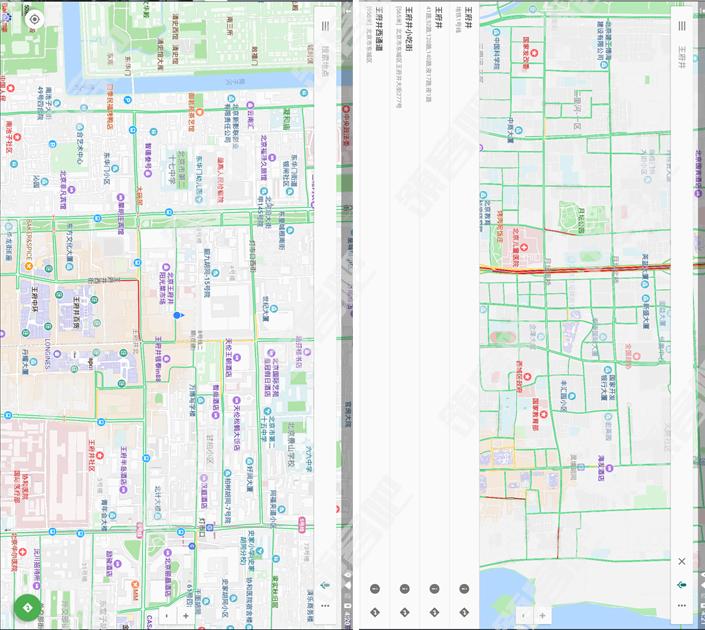 Bmapv6.3.RC2简体中文清爽+9多源地图 稳定好用