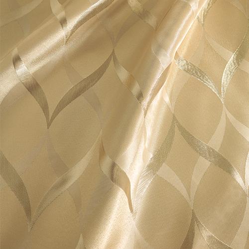 印象幾何 彩帶舞 旋轉帶 緹花 半遮光窗簾布 DA1190068