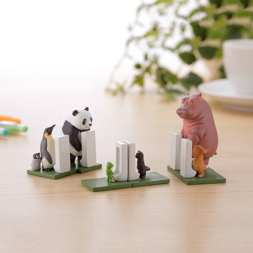 KAIYODO / 海洋堂 / 盒玩 / miniQ / 佐藤邦雄 尿尿動物們2 / 全5種 / 一中盒8入販售