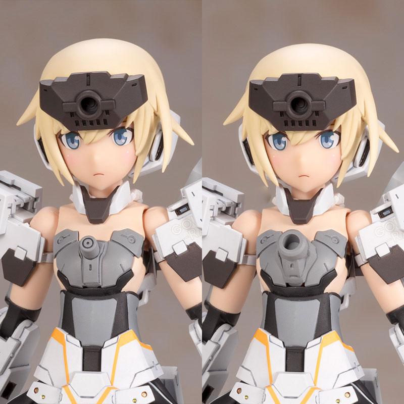 [特典版] Kotobukiya / Frame Arms Girl 骨裝機娘 / 轟雷改 白 Ver.2 / 組裝模型