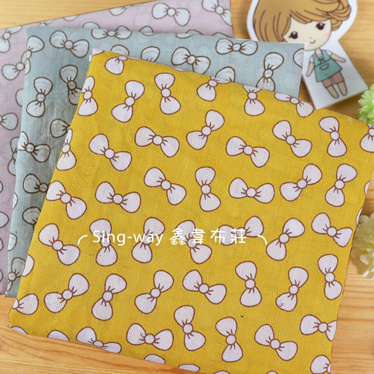 蝴蝶結 緞帶 打結 可愛風 手工藝DIY布料 CH690445