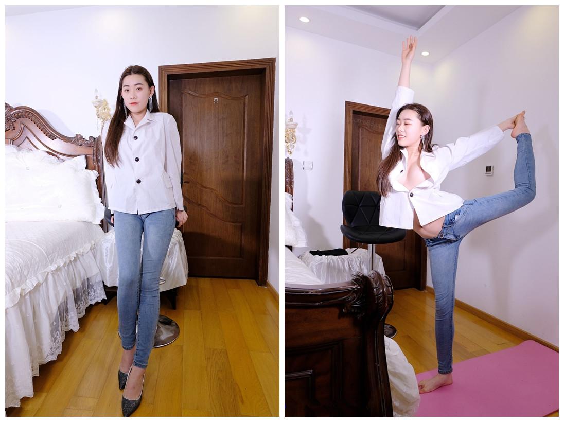 重磅福利北京电影学院舞蹈系校花超大尺度私拍套图视频流出1080P