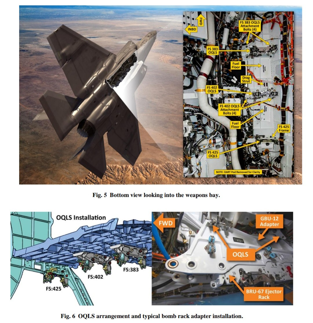 F-35A/C to carry heavier weapons internally? - F-35 Armament