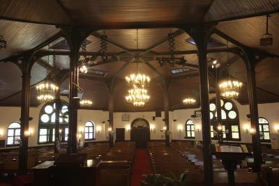 北京基督教会崇文门堂