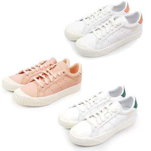 Adidas 女  EVERYN經典復古鞋