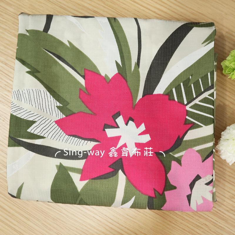 夏威夷大花 櫻花 鳳凰花 大自然 花草 手工藝DIY布料 CH790312