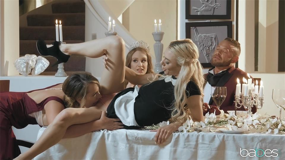 这样的聚餐香艳啊气质美女随意品尝刺激操穴啪啪性奋 丰满大屁股