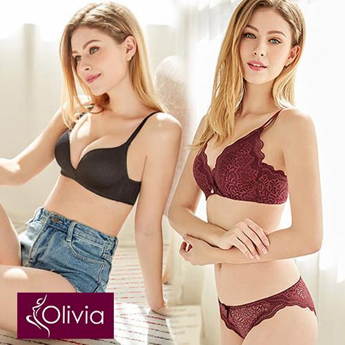 Olivia 無鋼圈舒適內衣
