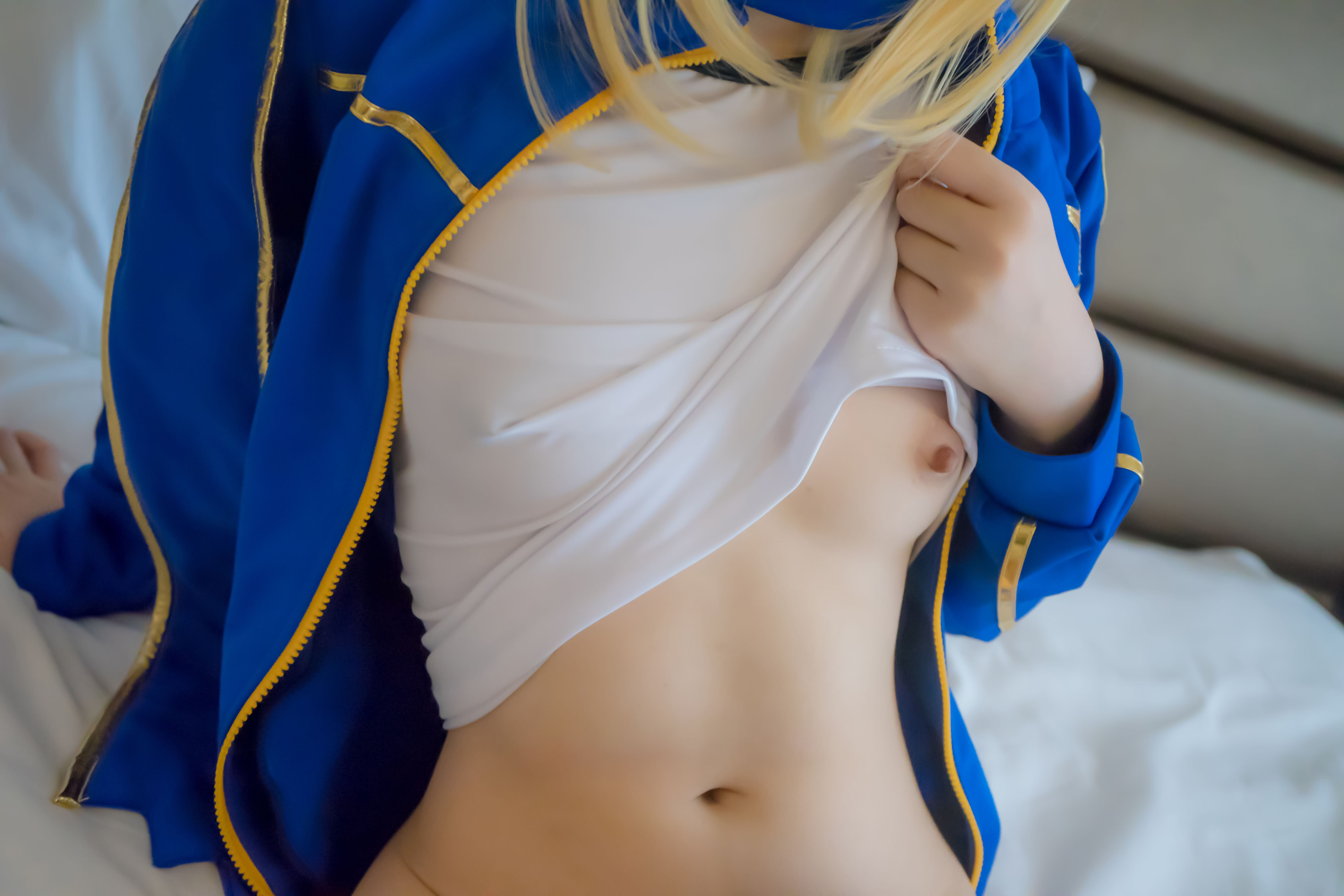 NgXiyY - 【The Girl Theater】【少女映画】 Cosplay Fate/Grand Order  Mysterious Heroine X Alter 謎のヒロインX 78P