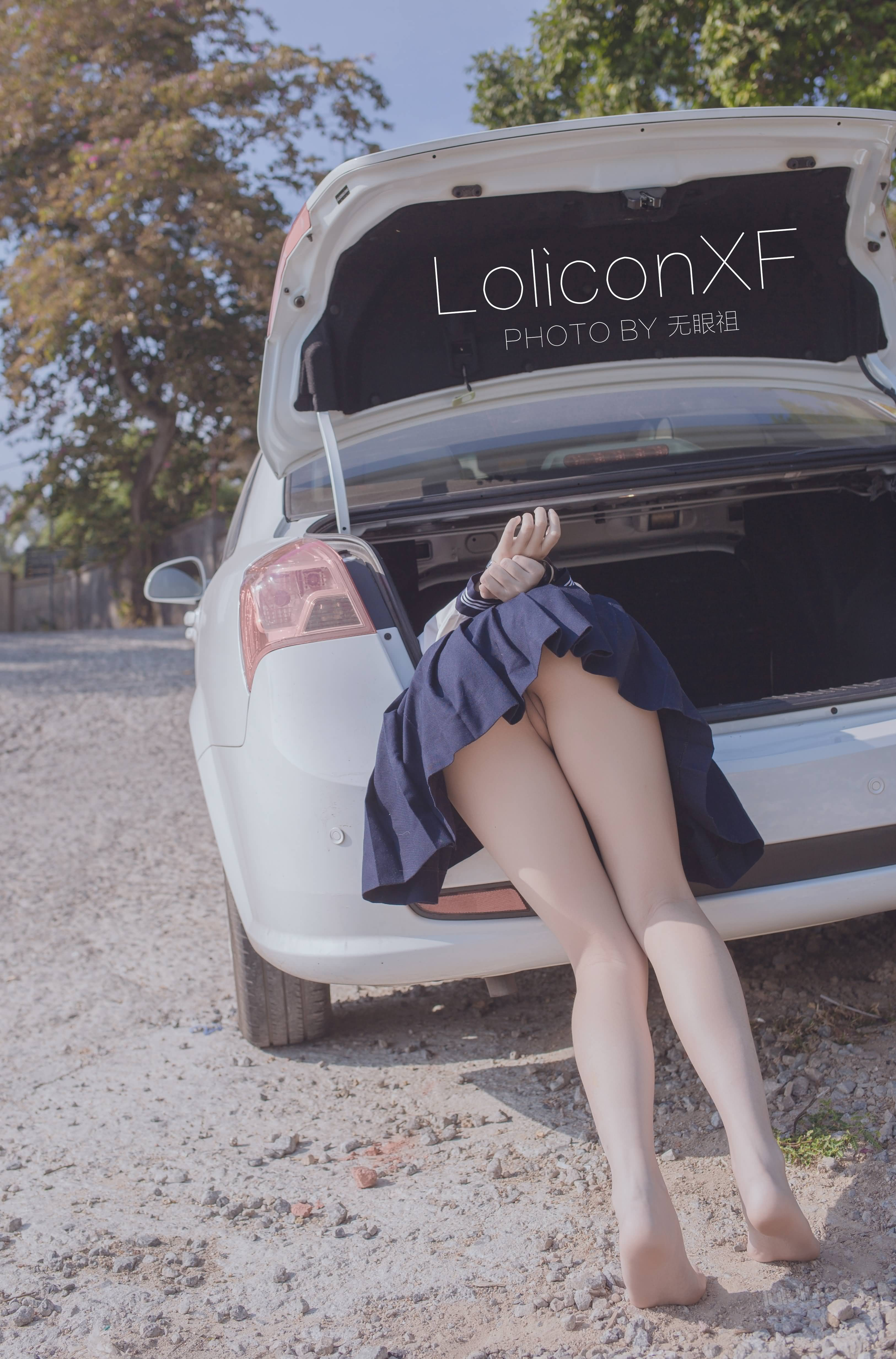 DAlOKa - Japanese schoolgirls were kidnapped and stuffed into the trunk of car 悠宝三岁 JK服