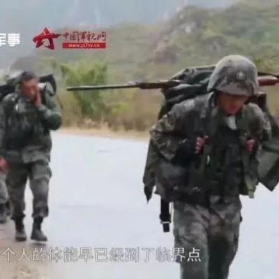 中国特种兵的极限,你难以想象!