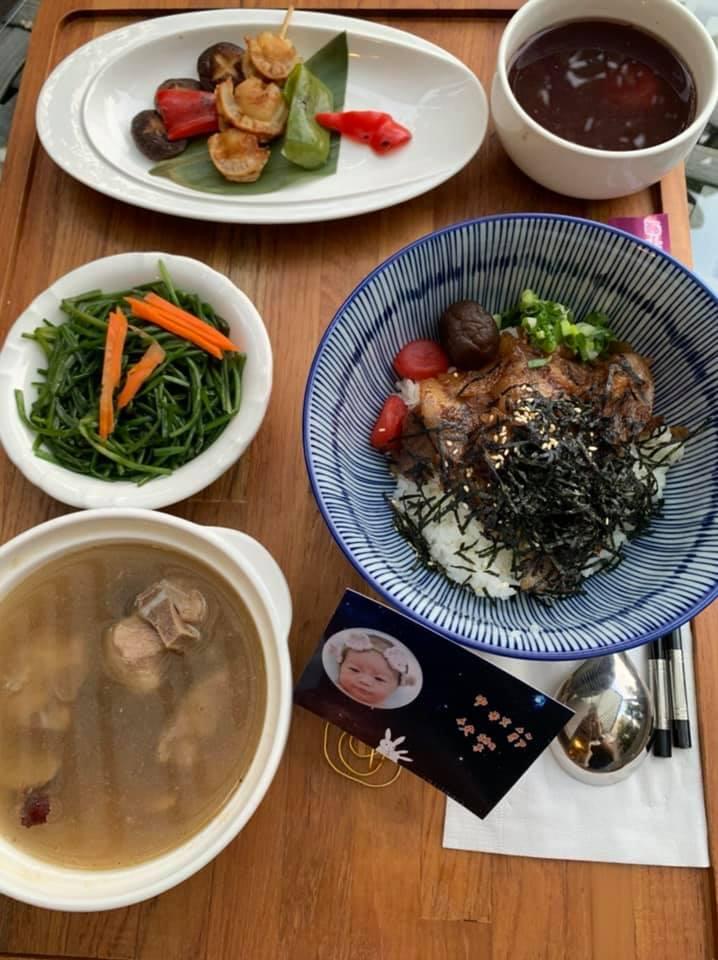 台中-安馨產後護理之家-2019中秋特餐