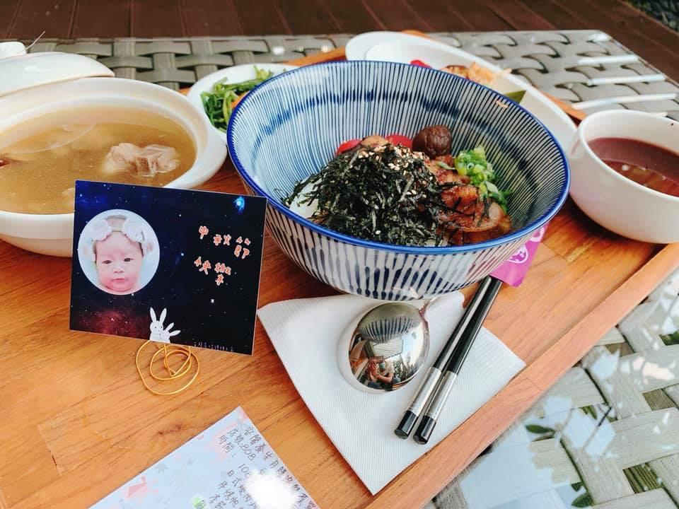 台中-安馨產後護理之家-中秋特餐