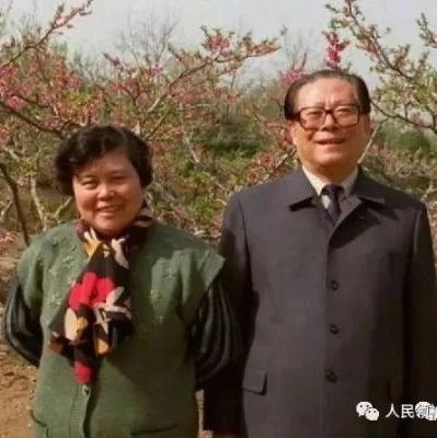江泽民与夫人王冶坪的66年
