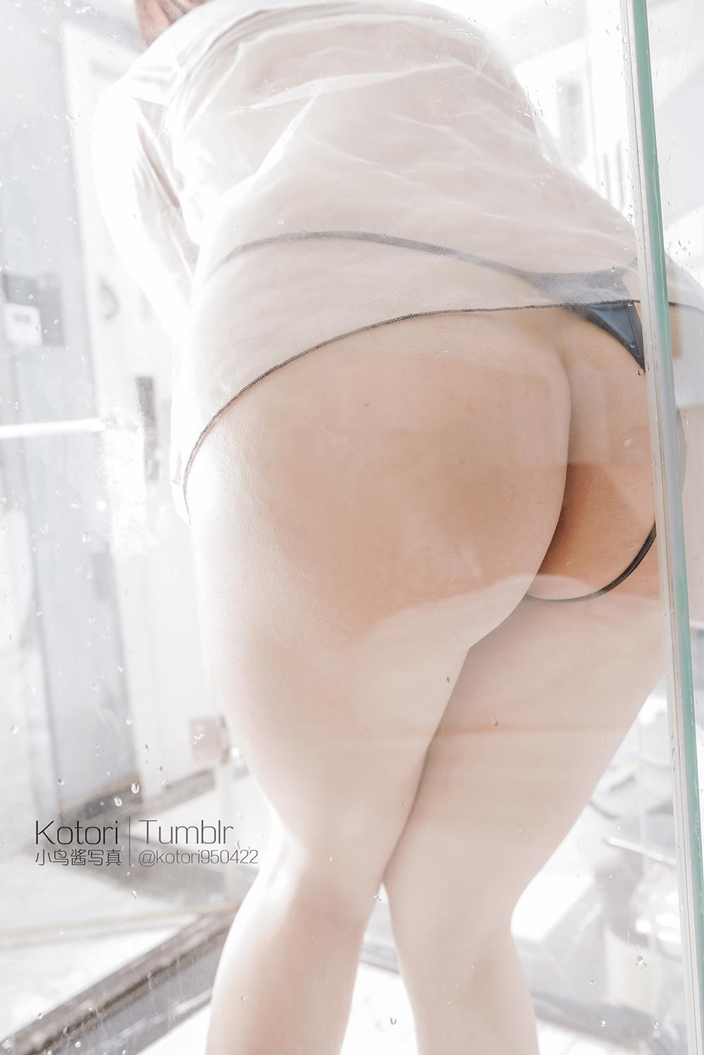 0lsNtF - Cosplay girl Tumblr PR社 福利姬 小鸟酱 透明薄纱装