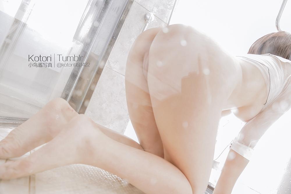 105Snu - Cosplay girl Tumblr PR社 福利姬 小鸟酱 透明薄纱装