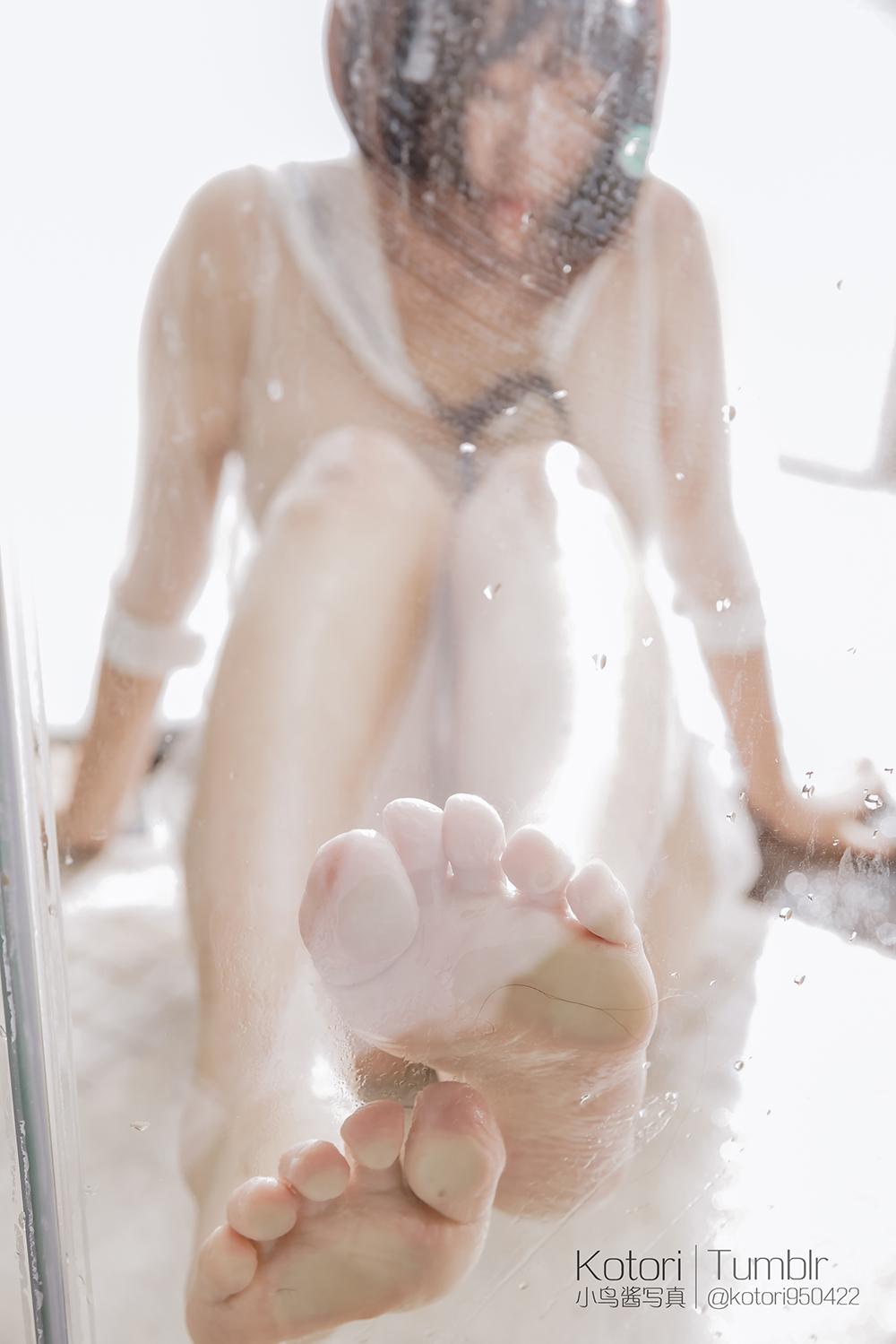 8o9uBD - Cosplay girl Tumblr PR社 福利姬 小鸟酱 透明薄纱装