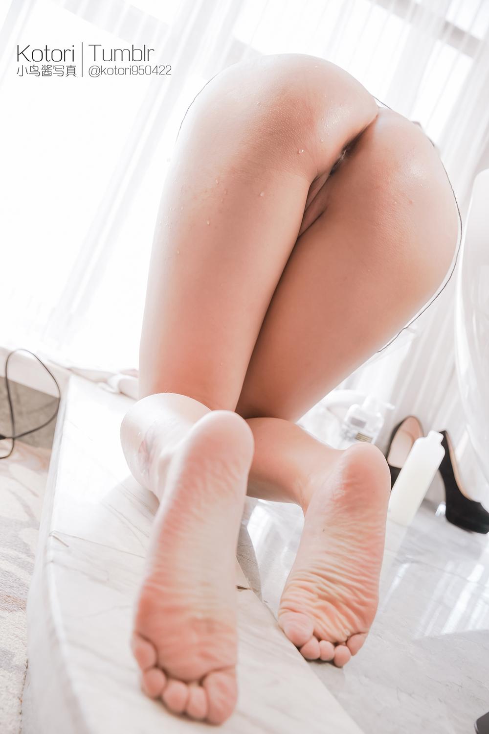 h82UdS - Cosplay girl Tumblr PR社 福利姬 小鸟酱 透明薄纱装
