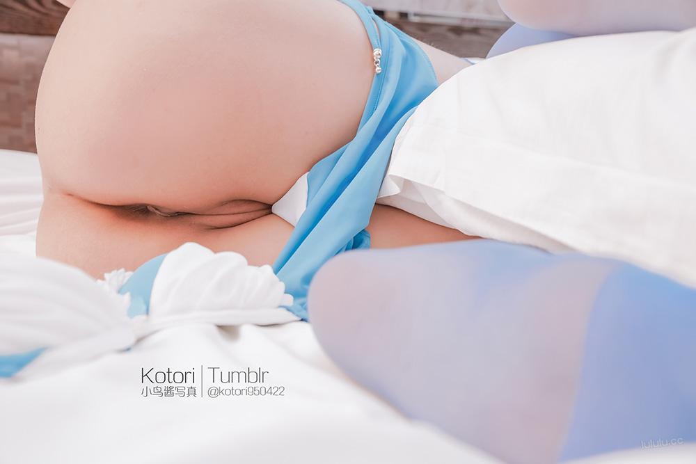 wlzHXG - Cosplay girl Tumblr PR社 福利姬 小鸟酱系列—泳装少女玉藻前